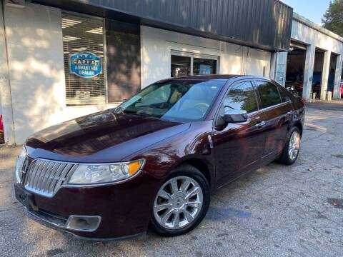 2011 Lincoln MKZ for sale at Car Online in Roswell GA