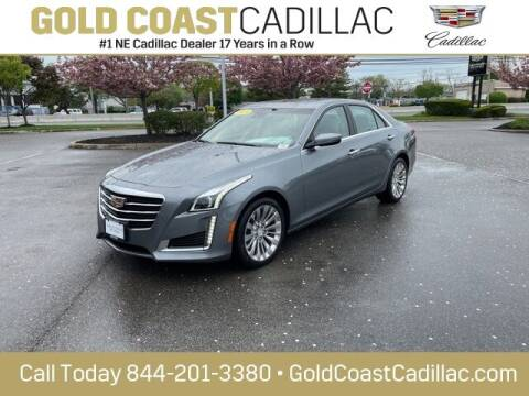 2019 Cadillac CTS for sale at Gold Coast Cadillac in Oakhurst NJ