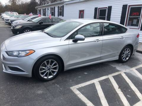 2017 Ford Fusion for sale at NextGen Motors Inc in Mt. Juliet TN