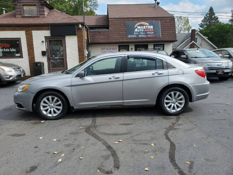 2013 Chrysler 200 for sale at Master Auto Sales in Youngstown OH
