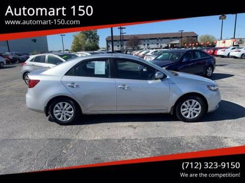 2010 Kia Forte for sale at Automart 150 in Council Bluffs IA