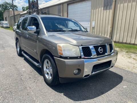 2006 Nissan Armada for sale at WMS AUTO SALES in Jefferson LA