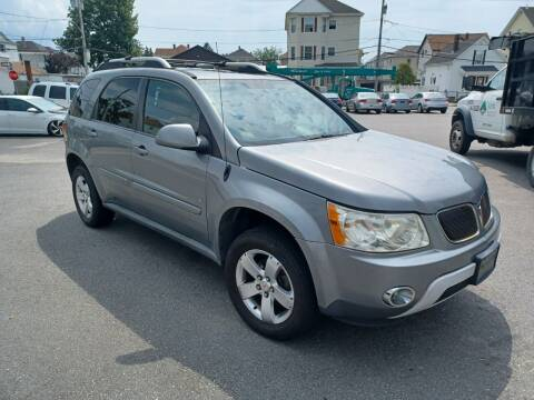2006 Pontiac Torrent for sale at A J Auto Sales in Fall River MA
