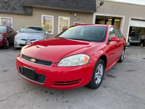 2010 Chevrolet Impala for sale at Global Auto Finance & Lease INC in Maywood IL