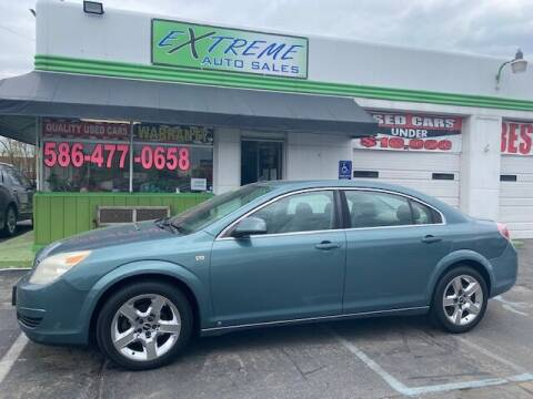 2009 Saturn Aura for sale at Extreme Auto Sales in Clinton Township MI