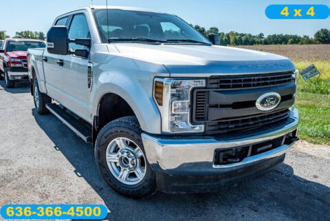 2019 Ford F-250 Super Duty for sale at Fruendly Auto Source in Moscow Mills MO