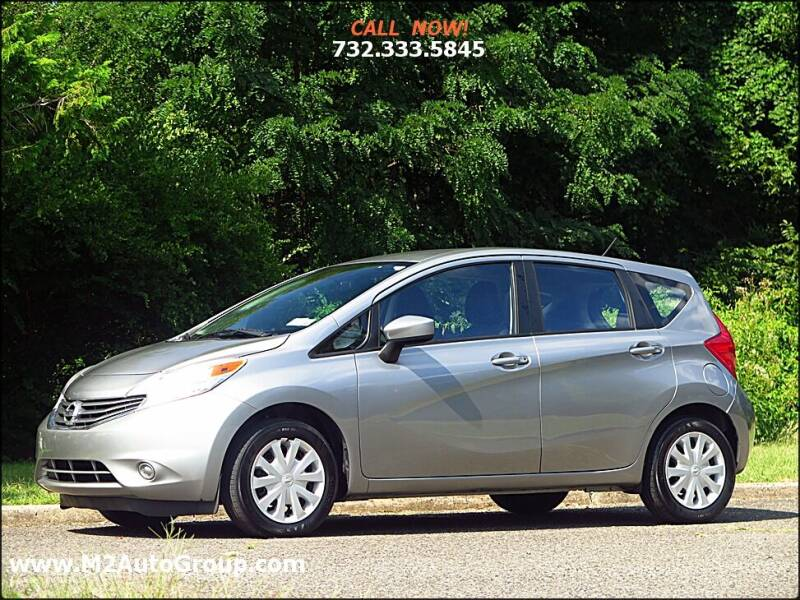 2015 Nissan Versa Note for sale at M2 Auto Group Llc. EAST BRUNSWICK in East Brunswick NJ