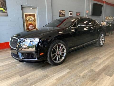 2015 Bentley Continental for sale at The Car Store in Milford MA