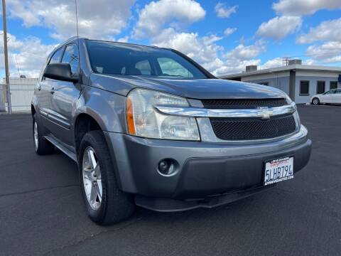 2005 Chevrolet Equinox for sale at Approved Autos in Sacramento CA