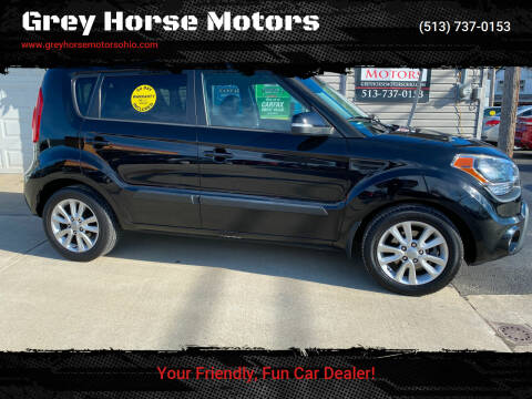 2013 Kia Soul for sale at Grey Horse Motors in Hamilton OH