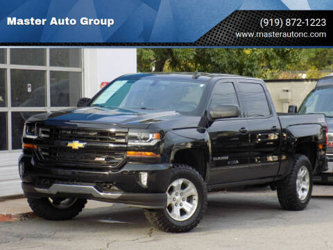 2016 Chevrolet Silverado 1500 for sale at Master Auto Group in Raleigh NC