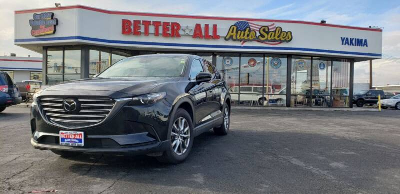 2019 Mazda CX-9 for sale at Better All Auto Sales in Yakima WA