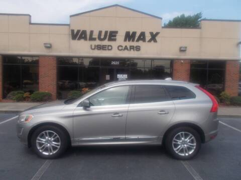 2015 Volvo XC60 for sale at ValueMax Used Cars in Greenville NC