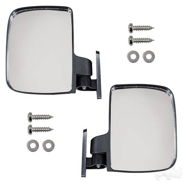 2021 Rhox  UTV Style Side Mount Mirror for sale at 70 East Custom Carts Atlantic Beach - parts and accessories in Atlantic Beach NC