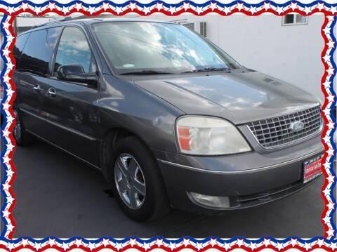 2006 Ford Freestar for sale at American Auto Depot in Modesto CA