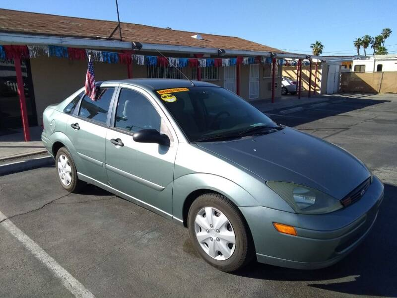 2004 Ford Focus for sale at Car Spot in Las Vegas NV