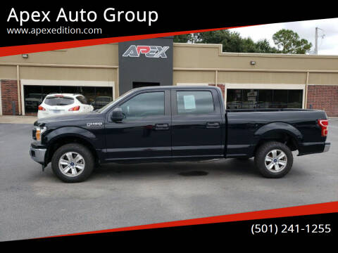 2018 Ford F-150 for sale at Apex Auto Group in Cabot AR