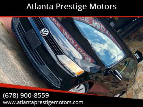 2012 Volkswagen Jetta for sale at Atlanta Prestige Motors in Decatur GA