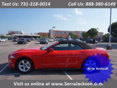 2019 Ford Mustang for sale at Serra Of Jackson in Jackson TN