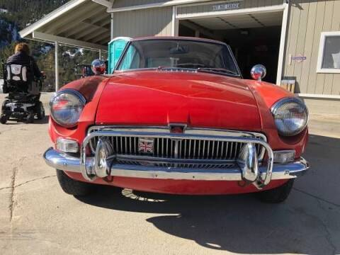 1967 MG MGB for sale at Classic Car Deals in Cadillac MI