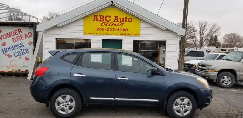 2013 Nissan Rogue for sale at ABC AUTO CLINIC - Chubbuck in Chubbuck ID
