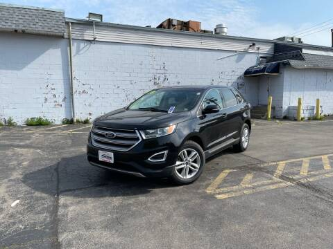 2018 Ford Edge for sale at Santa Motors Inc in Rochester NY