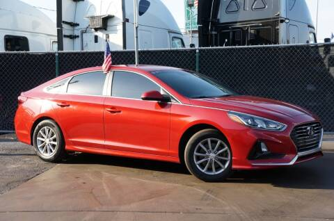 2018 Hyundai Sonata for sale at MATRIX AUTO SALES INC in Miami FL