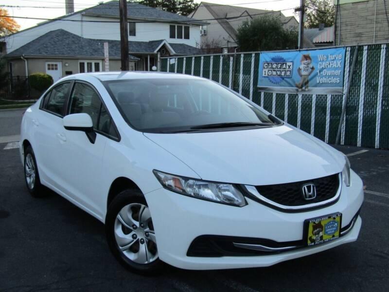2015 Honda Civic for sale at The Auto Network in Lodi NJ