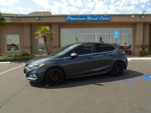 2017 Chevrolet Cruze for sale at Family Auto Sales in Victorville CA