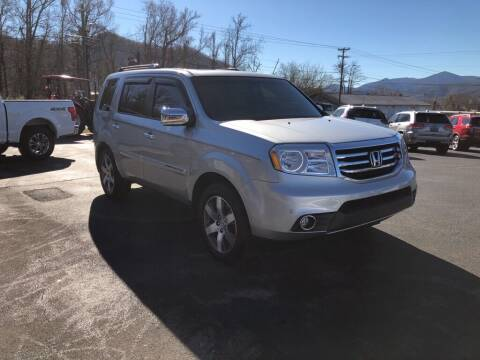 2014 Honda Pilot for sale at KNK AUTOMOTIVE in Erwin TN