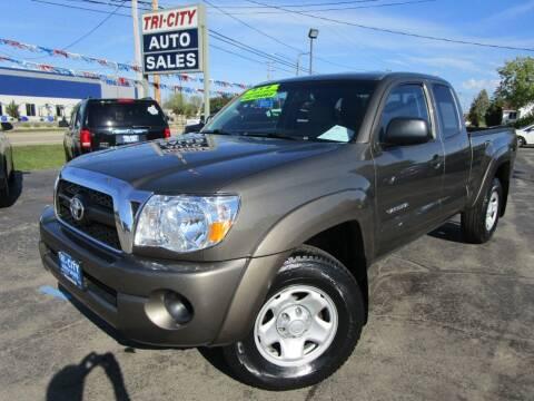 2011 Toyota Tacoma for sale at TRI CITY AUTO SALES LLC in Menasha WI