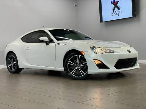 2013 Scion FR-S for sale at TX Auto Group in Houston TX