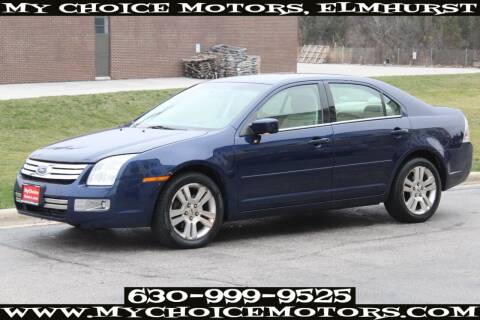 2006 Ford Fusion for sale at Your Choice Autos - My Choice Motors in Elmhurst IL