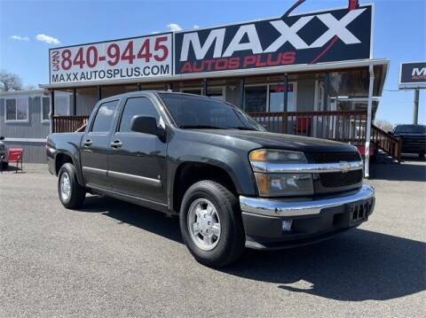 2008 Chevrolet Colorado for sale at Maxx Autos Plus in Puyallup WA