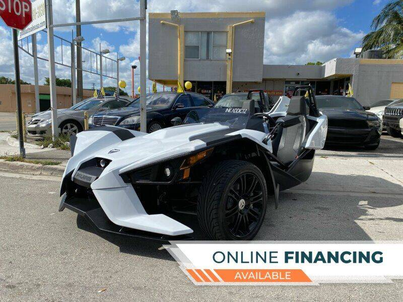 2019 Polaris Slingshot for sale at Global Auto Sales USA in Miami FL