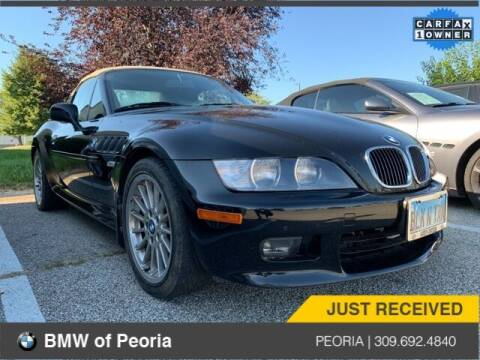 2001 BMW Z3 for sale at BMW of Peoria in Peoria IL