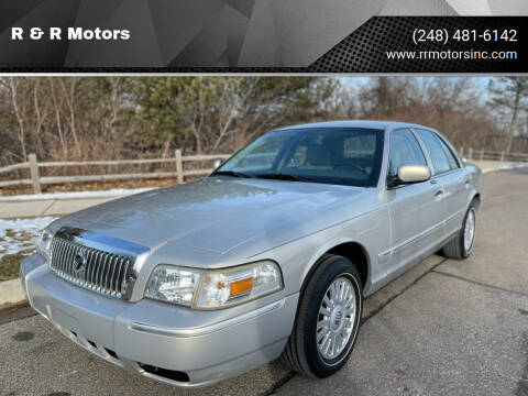 2007 Mercury Grand Marquis for sale at R & R Motors in Waterford MI