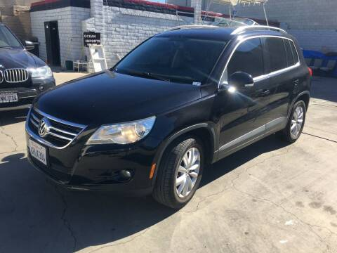 2011 Volkswagen Tiguan for sale at OCEAN IMPORTS in Midway City CA