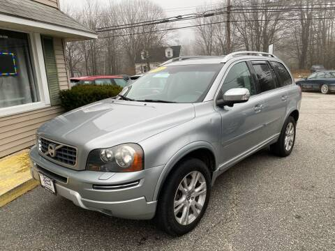 2013 Volvo XC90 for sale at Real Deal Auto Sales in Auburn ME