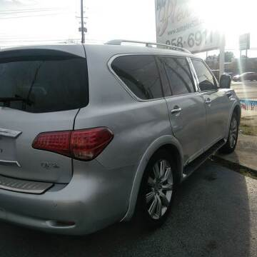 2011 Infiniti QX56 for sale at AUTOPLEX 528 LLC in Huntsville AL