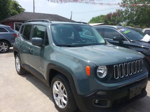 2017 Jeep Renegade for sale at Express AutoPlex in Brownsville TX