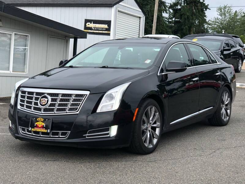 2014 Cadillac XTS for sale at West Coast Auto Works in Edmonds WA