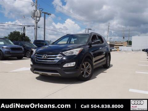 2013 Hyundai Santa Fe Sport for sale at Metairie Preowned Superstore in Metairie LA
