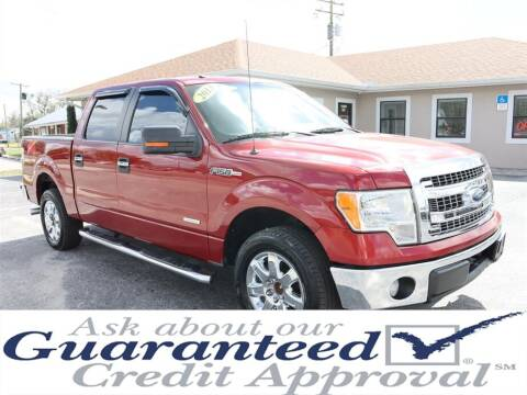 2013 Ford F-150 for sale at Universal Auto Sales in Plant City FL
