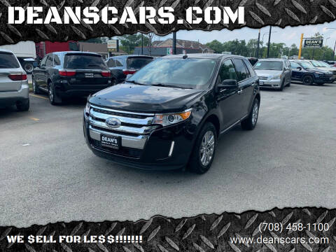 2013 Ford Edge for sale at DEANSCARS.COM in Bridgeview IL
