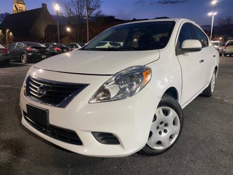 2014 Nissan Versa for sale at Your Car Source in Kenosha WI