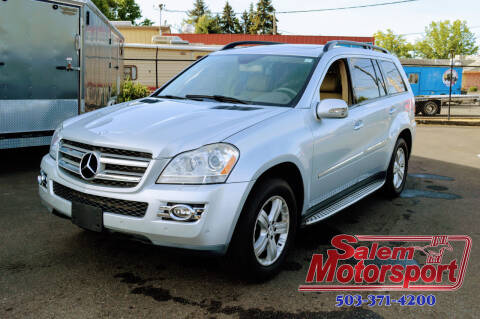 2007 Mercedes-Benz GL-Class for sale at Salem Motorsports in Salem OR