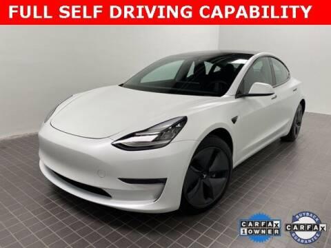 2018 Tesla Model 3 for sale at CERTIFIED AUTOPLEX INC in Dallas TX