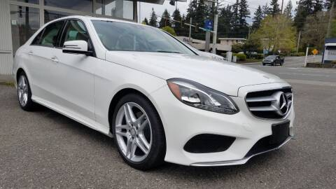 2015 Mercedes-Benz E-Class for sale at Seattle's Auto Deals in Everett WA