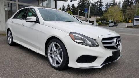 2015 Mercedes-Benz E-Class for sale at Seattle Auto Deals in Everett WA